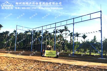 海南省包蜜园农庄拓展器