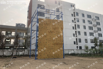 河南应用技术职业学院基地建设完毕