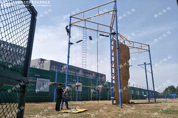 郑州铁路职业技术学院基地建设完毕
